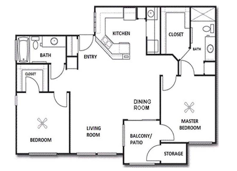 La Serena Toscana Apartments Floor Plan Parma