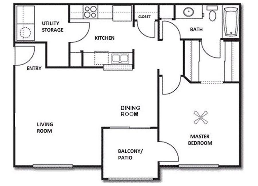 La Serena Toscana Apartments Floor Plan Piatti